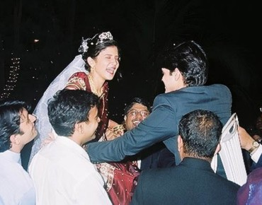 Mattersindia A Big Fat Indian Jewish Wedding